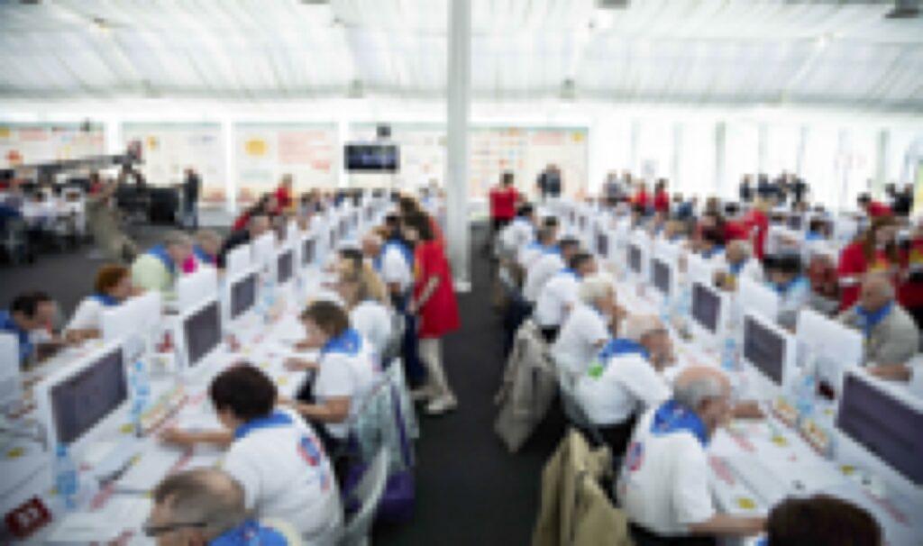 До 25 июня регистрация соотечественников на чемпионат по компьютерному многоборью среди пенсионеров