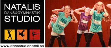 """Студия танца и гимнастики """"Наталис"""" открывает осенний набор 10-го сентября"""