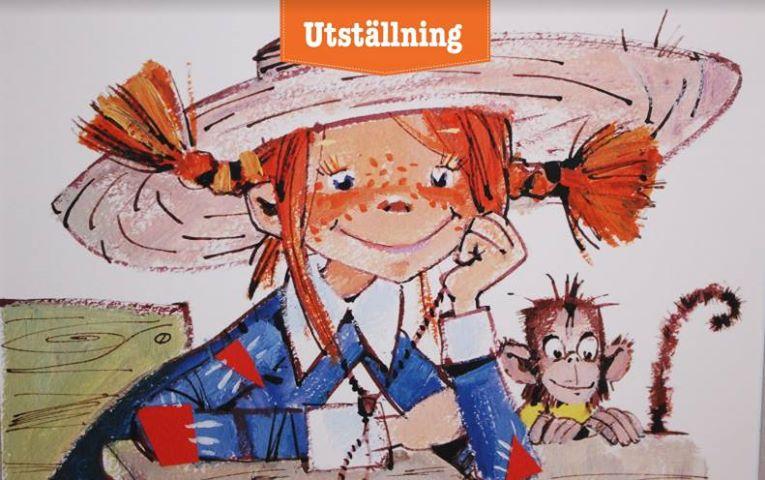 Выставка русских художников-иллюстраторов шведских детских книг