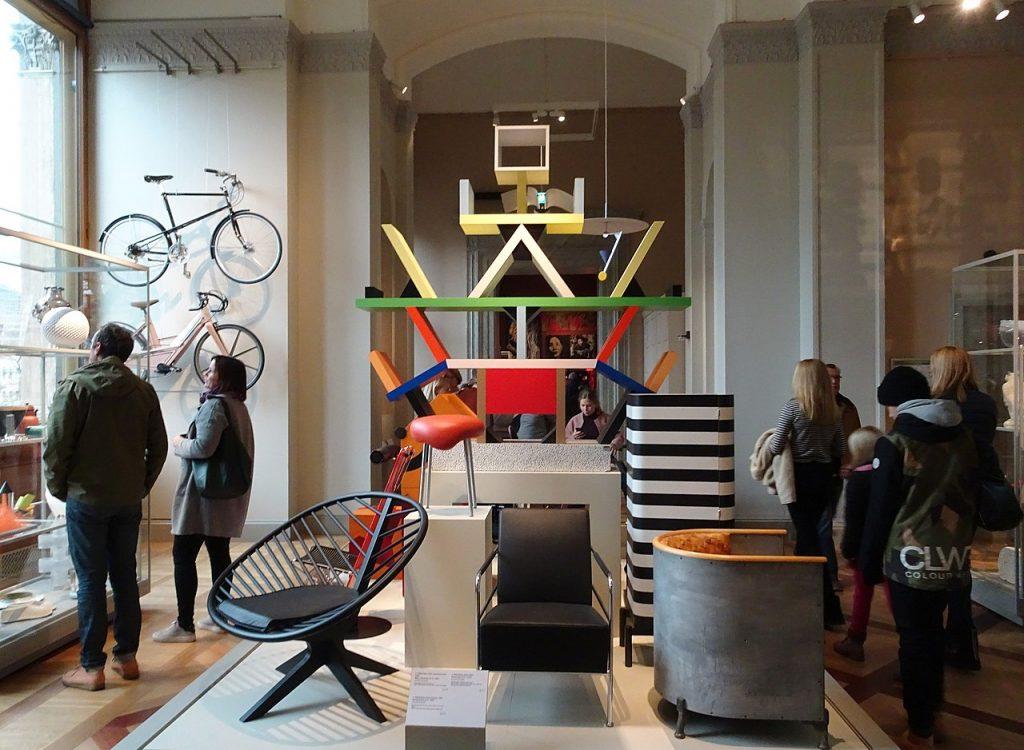 24 марта 2019 Экскурсия по шведскому дизайну в Национальном музее