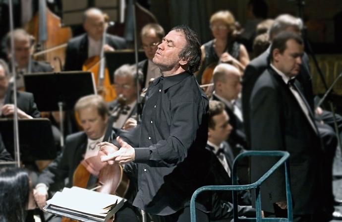 Оркестр Мариинского театра и Валерий Гергиев в Стокгольме!