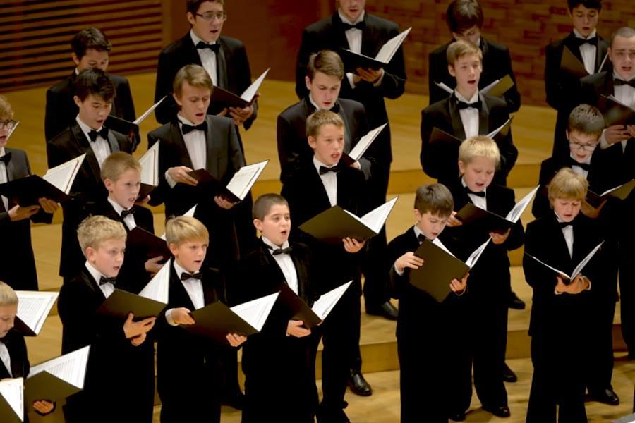 6 марта 2018 концерт Хорового училища им Глинки (Санкт-Петербург) в Стокгольме