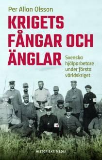 """20181025 Bokpresentation """"Krigets fångar och änglar"""". Stockholm."""