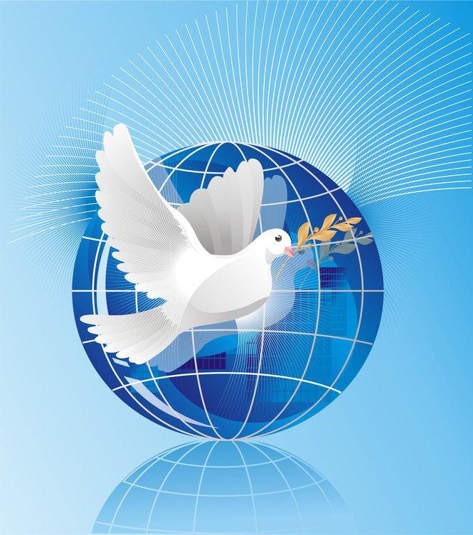 21 сент 2020 Единый час духовности «Голубь мира»