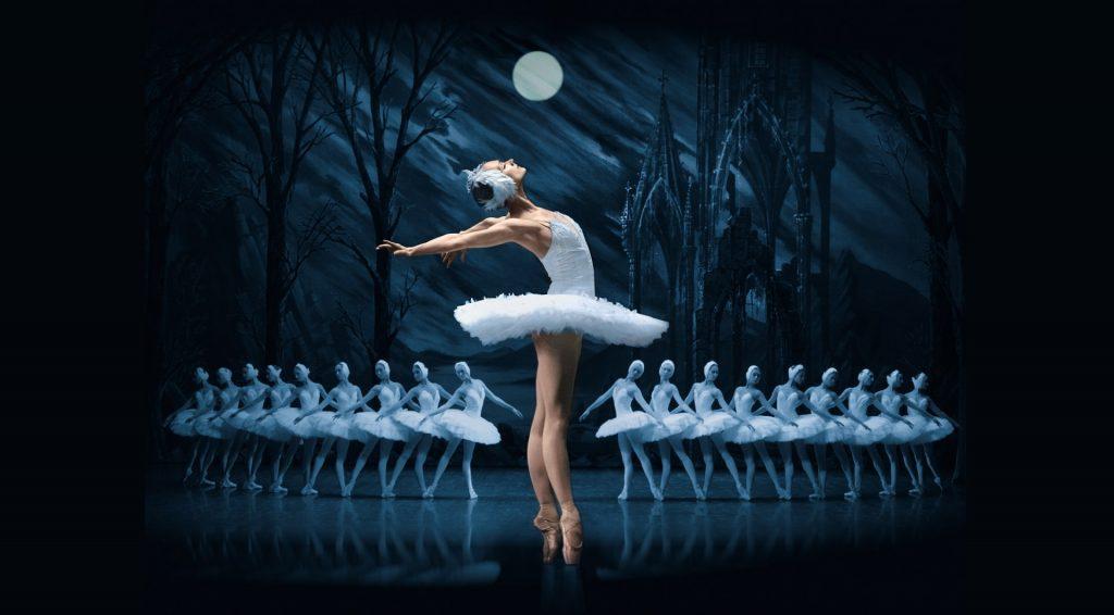 """20 мая 2020 Ирина Колесникова танцует в """"Лебедином озере"""", Стокгольм"""