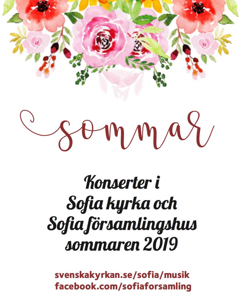 20190831 Konsert: Violoncell och piano. Stockholm