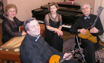 Kонцерт: квартет из Москвы и хор из Стокгольма 12 июня