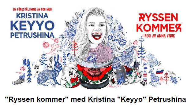 """15 сентября 2018 Театр: """"Ryssen kommer!"""""""