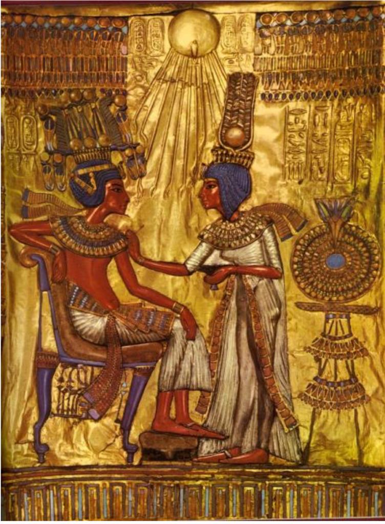 Начало 15 февраля. Цикл вебинаров «Мифы Древнего Египта»
