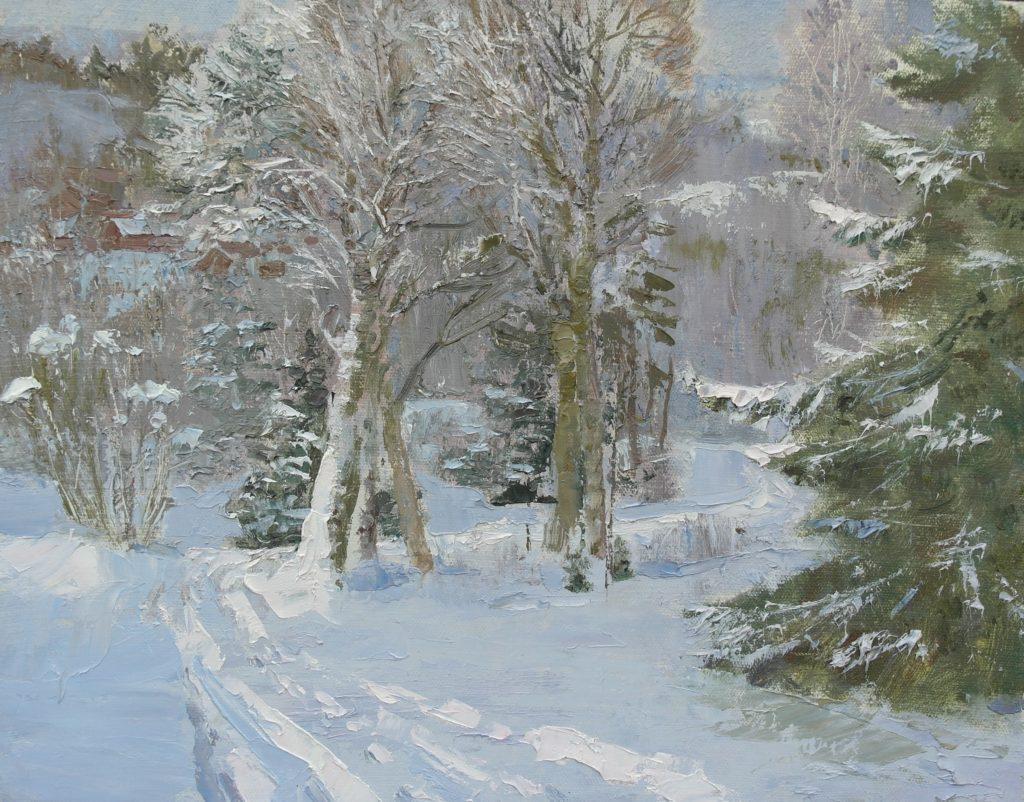22 февр–15 марта Работы Юрия Кононова на выставке в Гётеборге