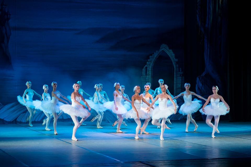 """St. Petersburg Festival Ballet в Стокгольме: """"Лебединое озеро"""" 28 ноября 2018"""