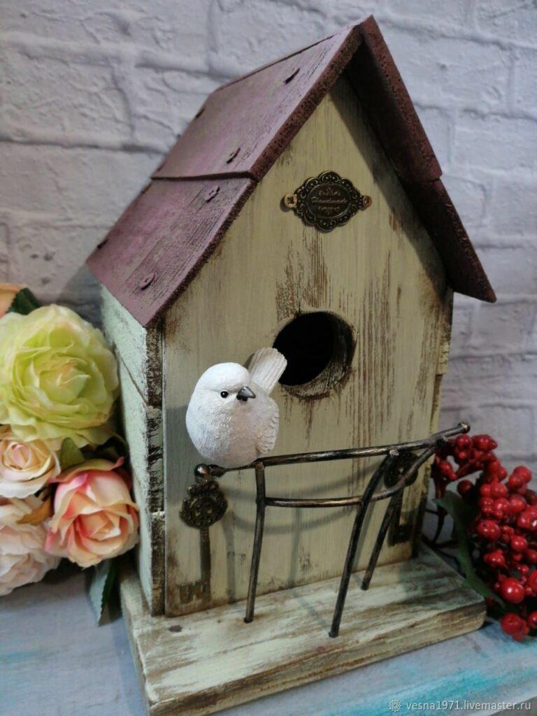 10 марта – творческий КОНКУРС «Изготовление скворечников и кормушек для птиц»