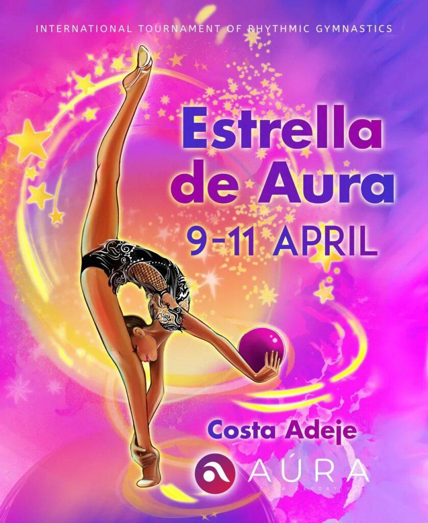 9-11 апреля 2021 Гимнастика на Тенерифе, Испания
