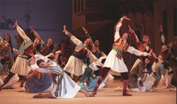 """Прямая трансляция балета Большого театра """"Корсар"""" в шведских кинотеатрах """"Фолькетс хюс"""""""