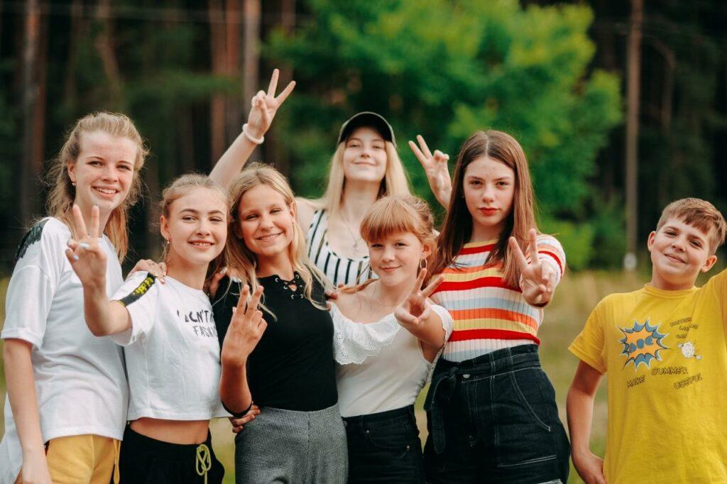 2-8 августа Бесплатно для детей 8-11 лет в Накке /Стокгольм Спортивно-танцевальный лагерь